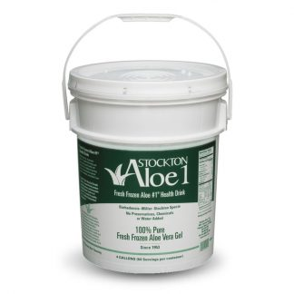 4 Gallon Bucket Aloe Vera Gel