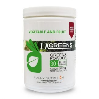 I Agreens Greens Vegetable and Fruit Powder
